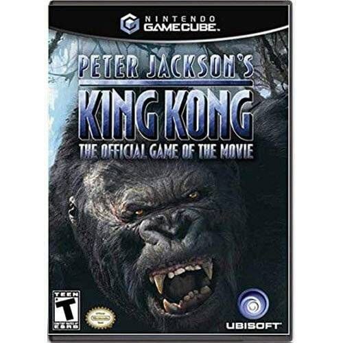 Peter Jackson's King Kong Seminovo – Nintendo GameCube