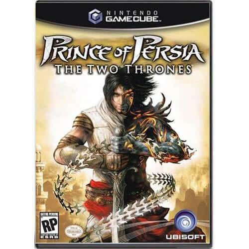 Prince Of Persia The Two Thrones Seminovo – Nintendo GameCube