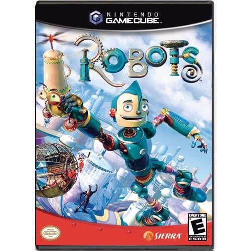 Robots Seminovo – Nintendo GameCube