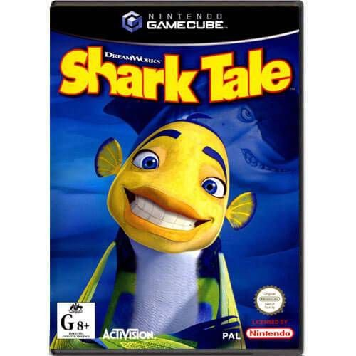 Shark Tale- Nintendo GameCube