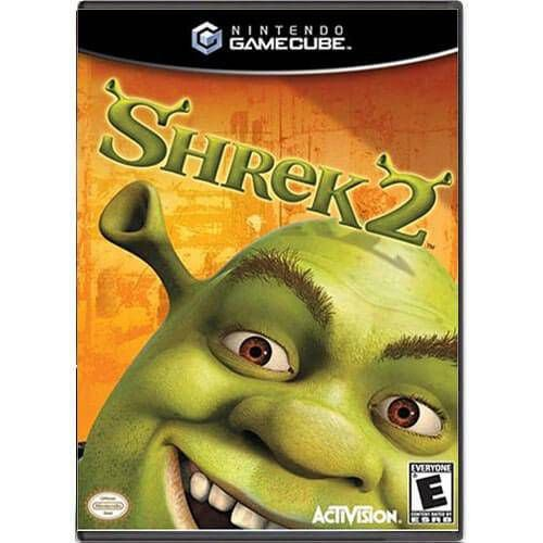 Shrek 2 Seminovo – Nintendo GameCube