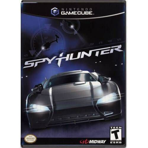 Spy Hunter Seminovo – Nintendo GameCube