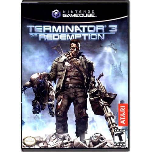Terminator 3 The Redemption Seminovo – Nintendo GameCube