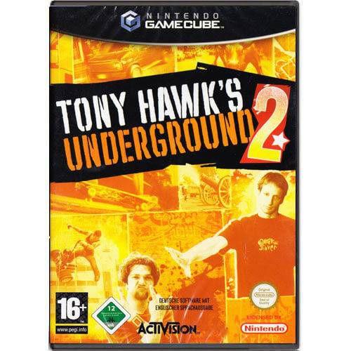 Tony Hawk's Underground 2 Seminovo – Nintendo GameCube