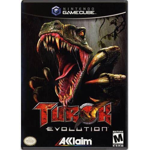 Turok Evolution Seminovo – Nintendo GameCube