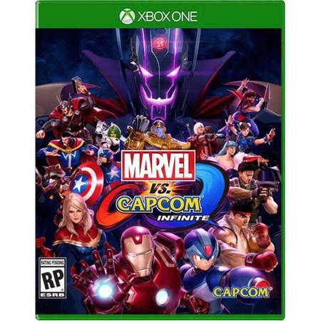 Marvel Vs Capcom Infinite Seminovo - Xbox One