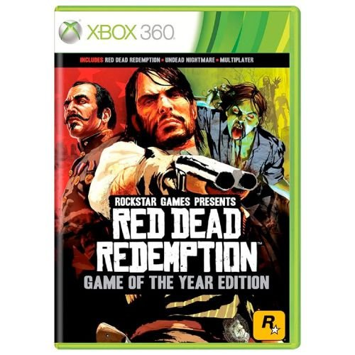 Red Dead Redemption: Game Of The Year - Xbox 360 / One