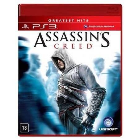 Assassin's Creed Seminovo - PS3