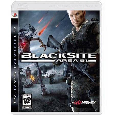 Blacksite Area 51 Seminovo - PS3