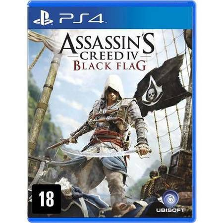 Assassin's Creed IV Black Flag - PS4