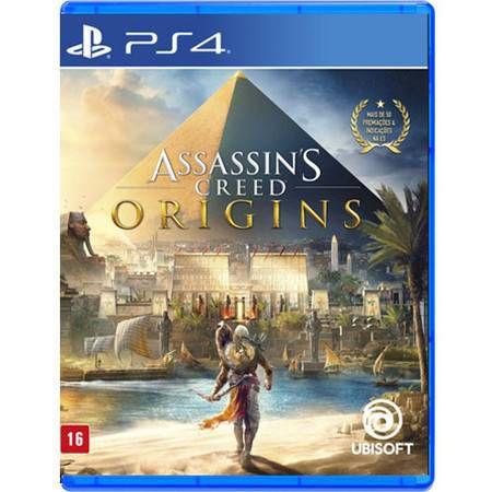 Assassin's Creed Origins Seminovo - PS4