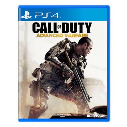 Call Of Duty Advanced Warfare Seminovo - PS4