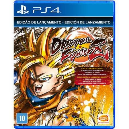 Dragon Ball FighterZ Seminovo - PS4