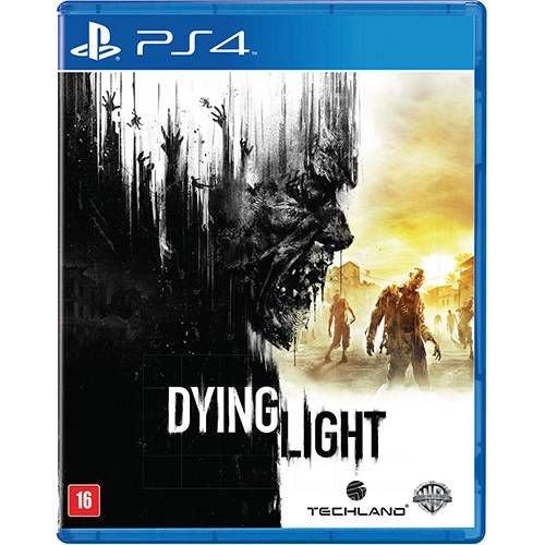 Dying Light Seminovo - PS4