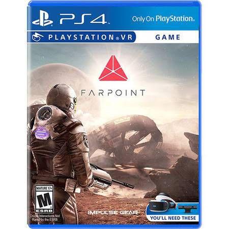 Farpoint PS VR Seminovo - PS4