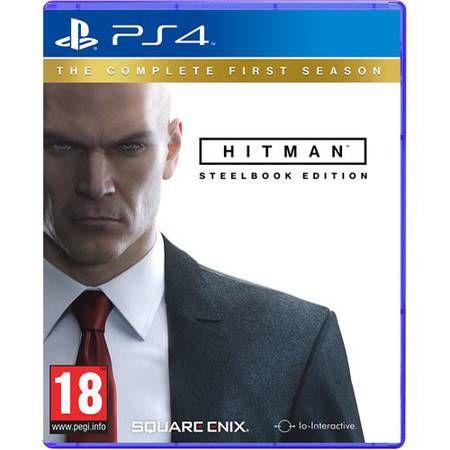 Hitman A Primeira Temporada Completa - PS4 Seminovo
