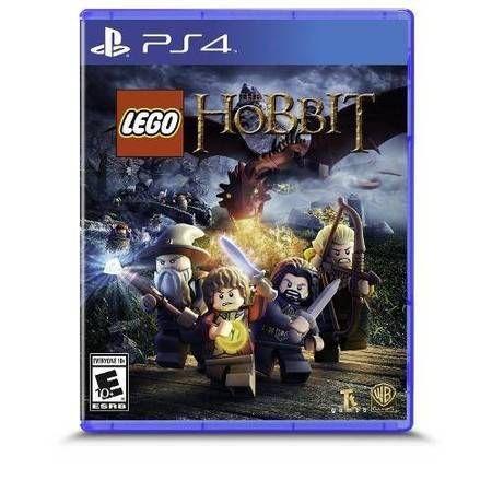 Lego O Hobbit Seminovo - PS4
