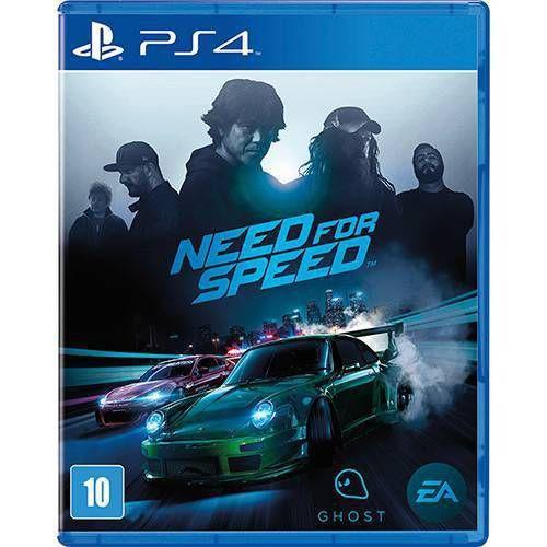 Need For Speed Seminovo - PS4