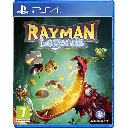 Rayman Legends Seminovo - PS4