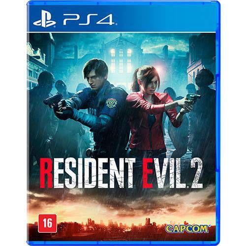 Resident Evil 2 Seminovo - PS4