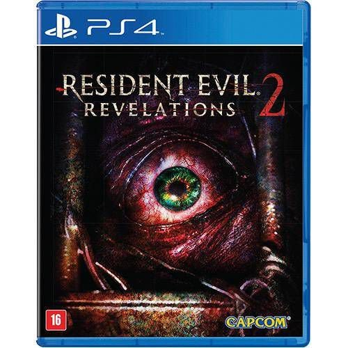 Resident Evil Revelations 2 Seminovo - PS4