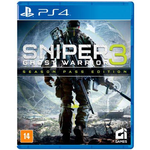 Sniper Ghost Warrior 3 Seminovo – PS4