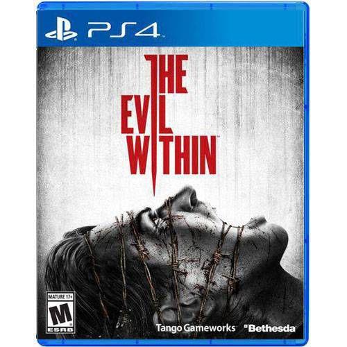 The Evil Within Seminovo - PS4