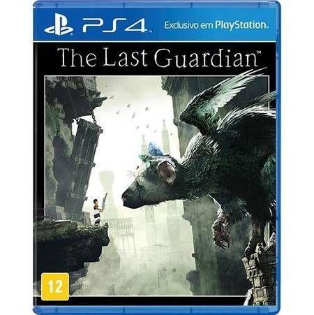 The Last Guardian Seminovo - PS4