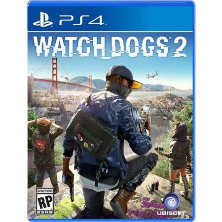 Watch Dogs 2 Seminovo - PS4