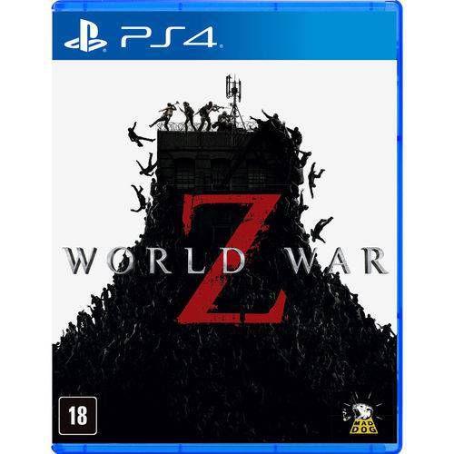 World War Z Seminovo – PS4