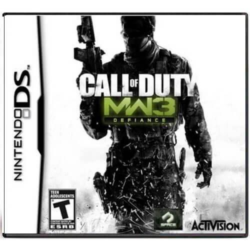 Call of Duty Modern Warfare 3 Defiance Seminovo - DS