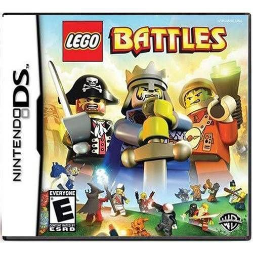 Lego Battles Seminovo - DS
