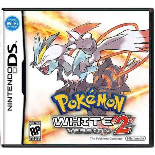 Pokémon White Version 2 Seminovo Sem Caixa - DS