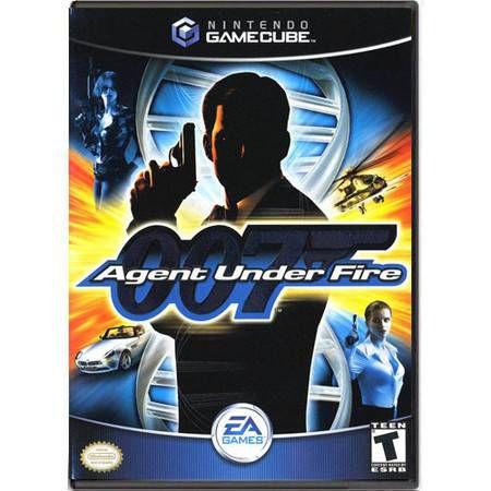 007 Agent Under Fire Seminovo - GameCube