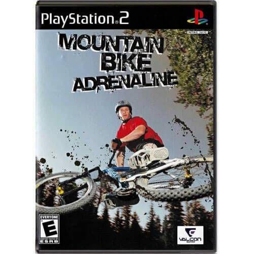 Mountain Bike Adrenaline Seminovo - PS2