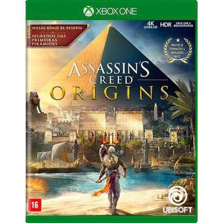 Assassin's Creed Origins Seminovo - Xbox One