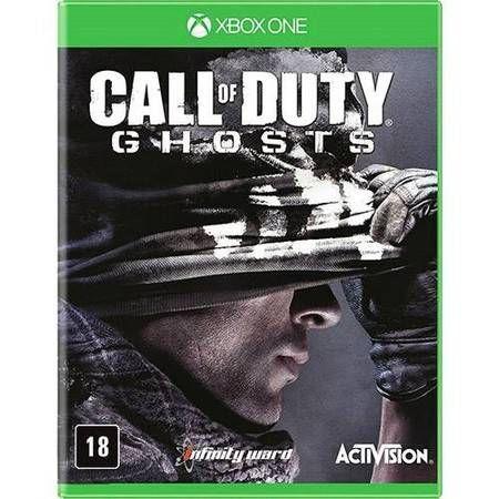 Call Of Duty Ghosts Seminovo - Xbox One