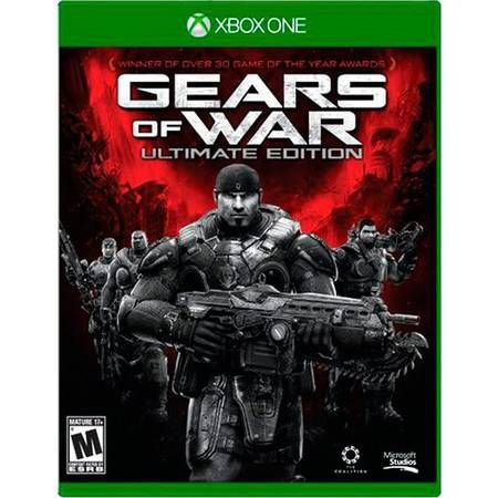 Gears of War: Ultimate Edition Seminovo - Xbox One