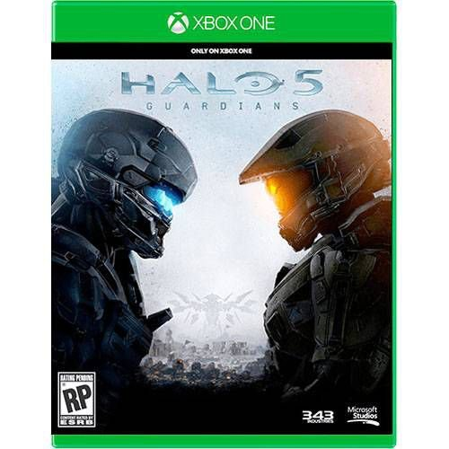 Halo 5 Guardians Seminovo - Xbox One