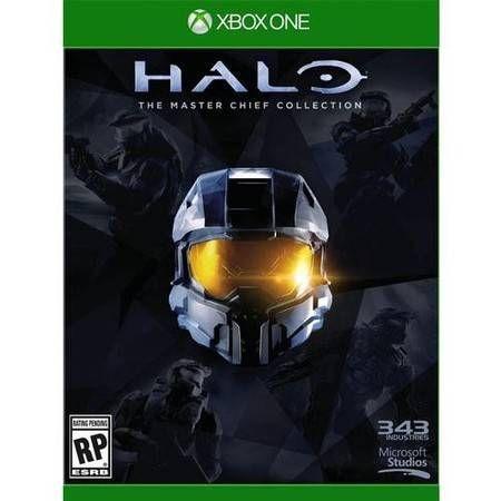 Halo The Master Chief Collection Seminovo - Xbox One