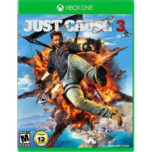 Just Cause 3 Seminovo - Xbox One