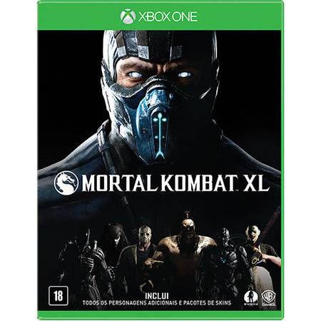 Mortal Kombat XL Seminovo - Xbox One