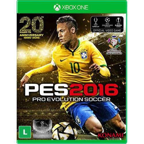 Pro Evolution Soccer 2016 Seminovo - Xbox One