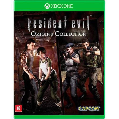 Resident Evil Origins Collection Seminovo - Xbox One