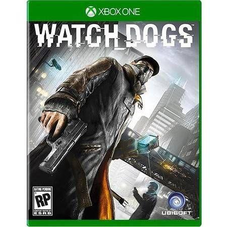 Watch Dogs Seminovo - Xbox One