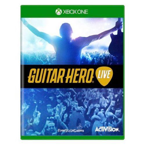 Guitar Hero Live Seminovo - Xbox One