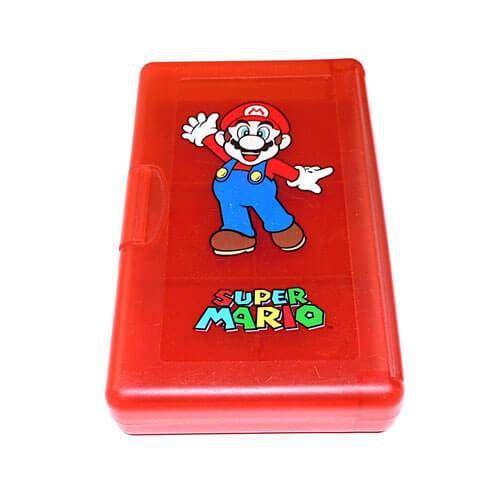 Estojo de Armazenamento de Jogos - Nintendo DS