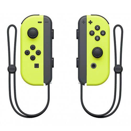 Controle Joy Con Nintendo Switch Amarelo