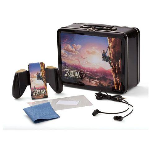 Maleta Lunchbox Power A The Legend Of Zelda - Nintendo Switch