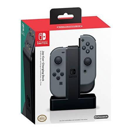 Carregador Joy-Con Dock - Nintendo Switch